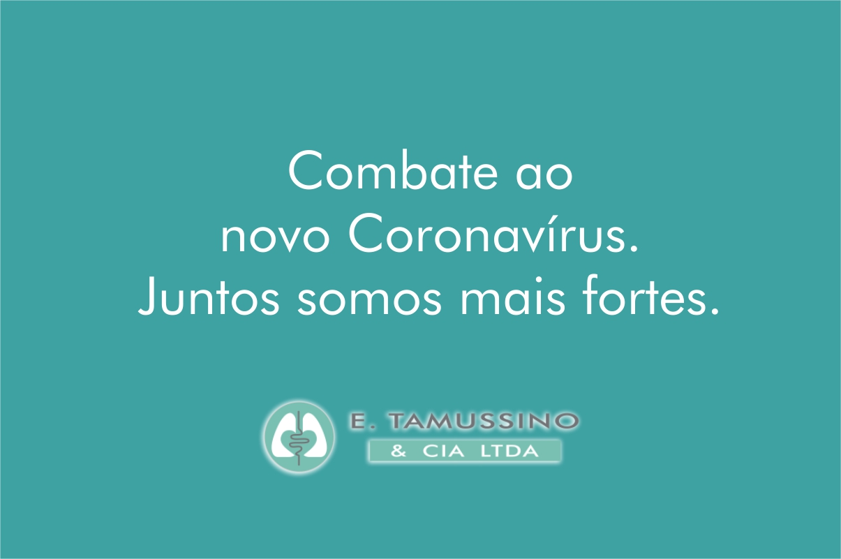 Coronavírus - Comunicado E. Tamussino