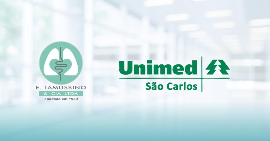 E. Tamussino conquista classificação de Fornecedor Qualificado junto à Unimed São Carlos