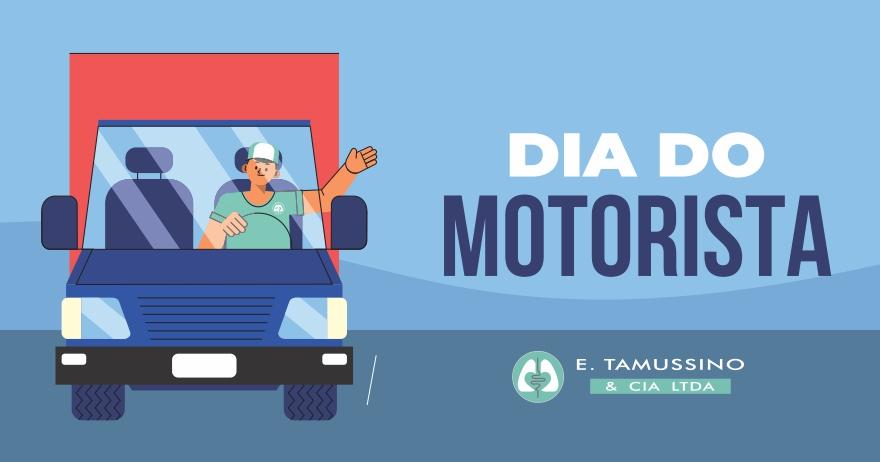 E. Tamussino promove ação em homenagem ao Dia do Motorista na Matriz e filiais