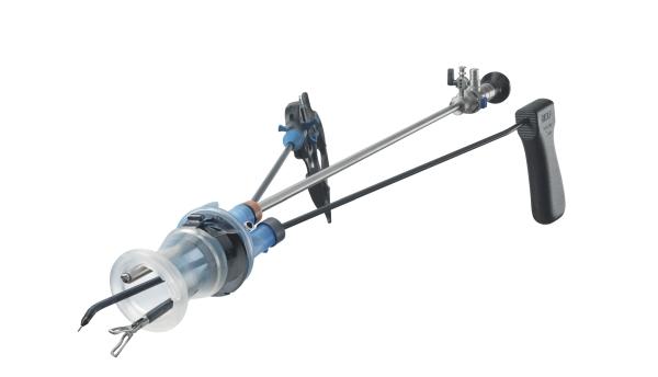 Key Port Flex - Nova flexibilidade para cirurgia transanal e transabdominal
