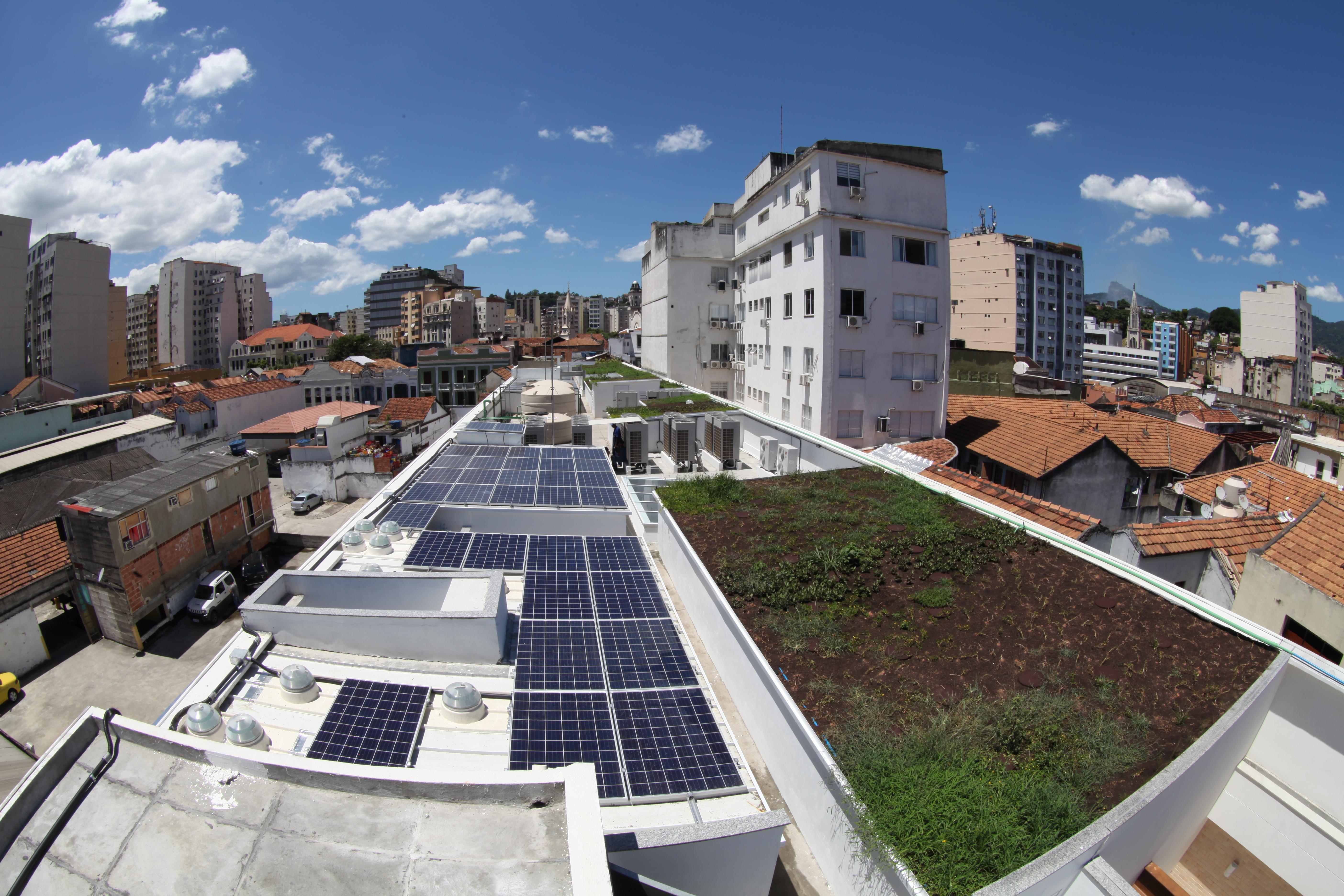 Sinal verde para a sustentabilidade