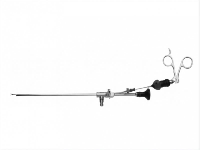 Uretrocistoscópio Atraumático Compacto