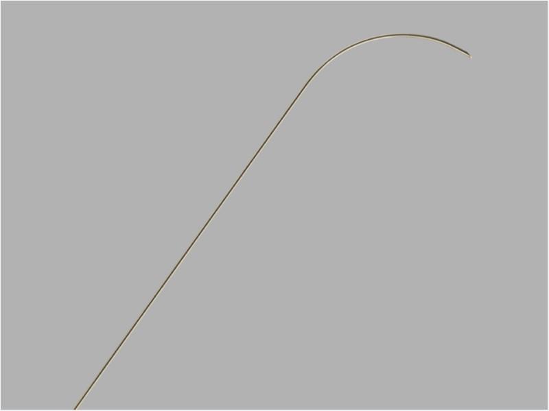 Agulhas curvas Pakter