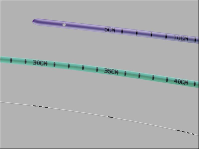 Cateter para Tubo de Troca Endotraqueal