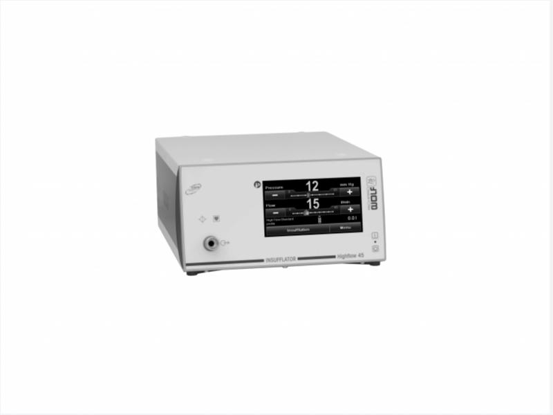 Insuflador Highflow 45 Basic Set